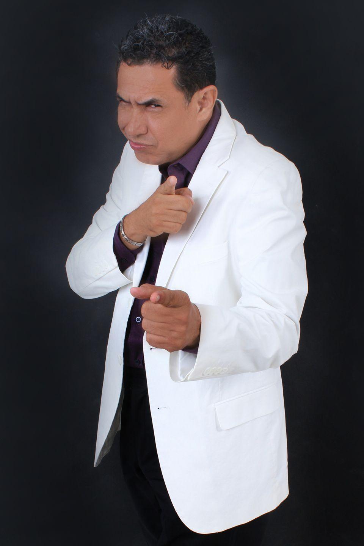 EL showman Ricardo Nuño.