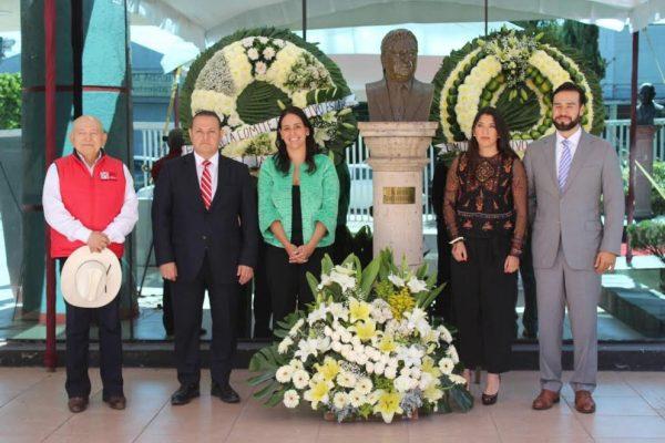 Javier García Paniagua, un ejemplo de lealtad al PRI