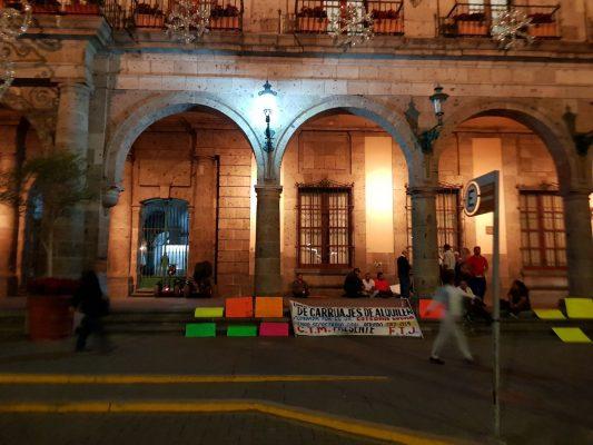 Ayuntamiento tapatío en diálogo abierto con calandrieros