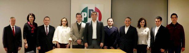 Miguel Castro es el precandidato del PRI