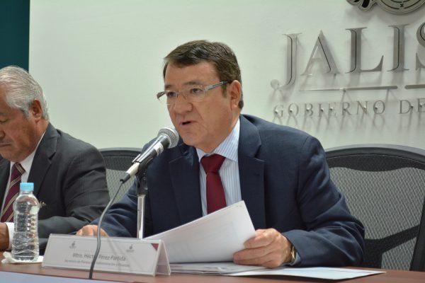 Sepaf deposita 300 millones de pesos para sector salud: Hector Pérez Partida
