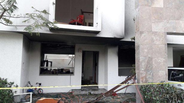 Explosión en fraccionamiento Solares deja 10 lesionados