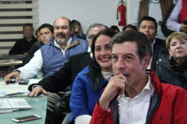 Inicia Miguel Castro precampaña en el PRI
