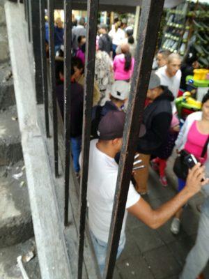 Contrabando de celulares en Calzada y Obregón