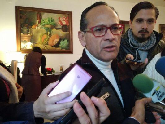 """""""Es importante que el Seguro Popular se regularice con el hospital"""", indicó Pérez Gómez"""