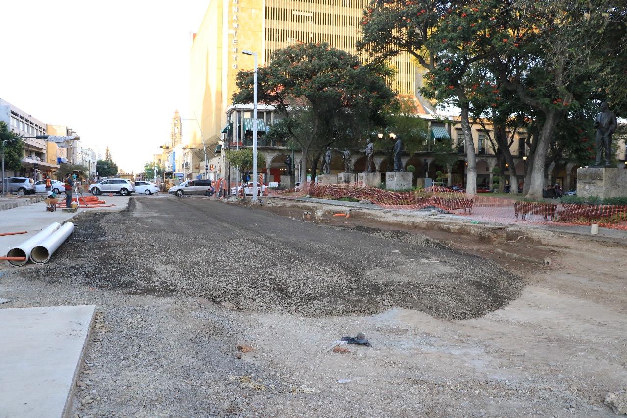 Avances en Paseo Fray Antonio Alcalde 3-12-17 (5)