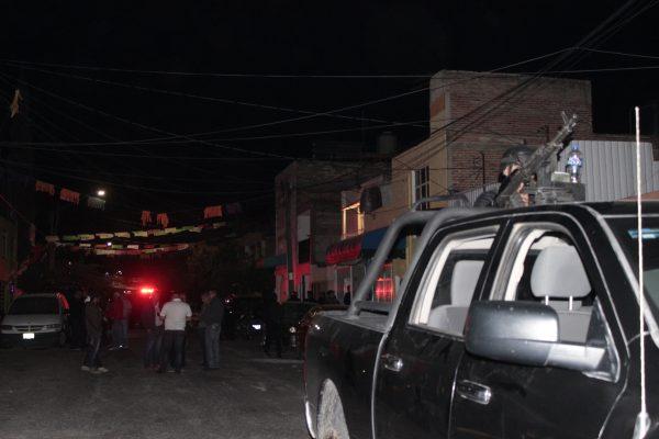 Capturan a cinco tras balacera en La Esperanza