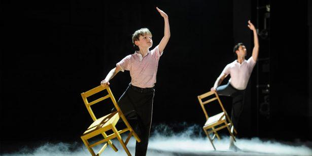 """""""Billy Elliot"""" el Musical en el Galerías"""