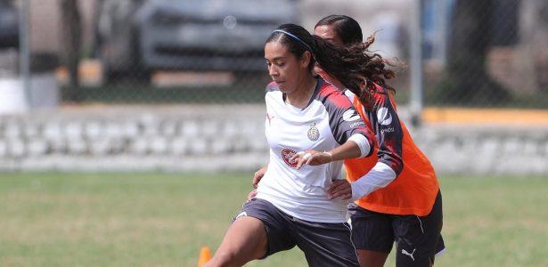 La mentalidad es ir por el bicampeonato: Zellyka Arce de Chivas Femenil