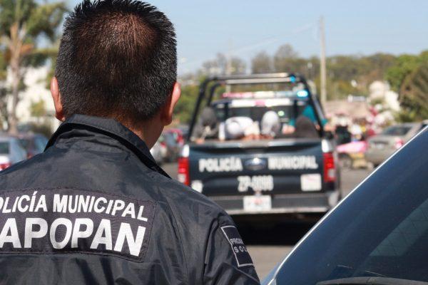 Policía de Zapopan saca de la calle a varios presuntos ladrones