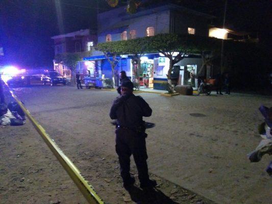 Ejecutan a un hombre en Puerto Vallarta