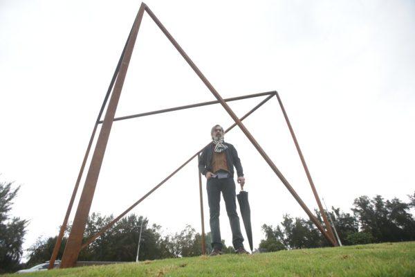 Una escultura más en Zapopan