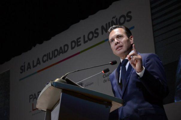 Solicita Lemus aval del Congreso para afectar participaciones del Ayuntamiento