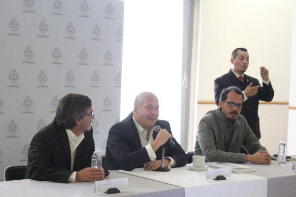 Presentó Guadalajara documental de restauración de la Minerva