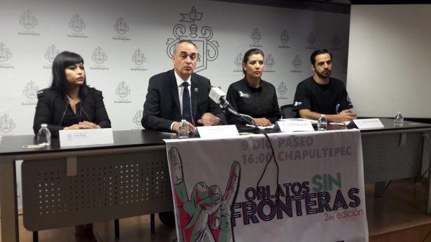"""Viene el Segundo Festival""""Oblatos sin Fronteras"""""""