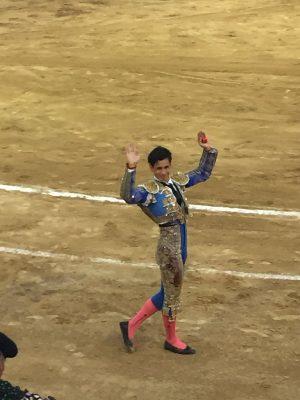 Ricardo de Santiago se alzó con el trofeo Manuel Capetillo