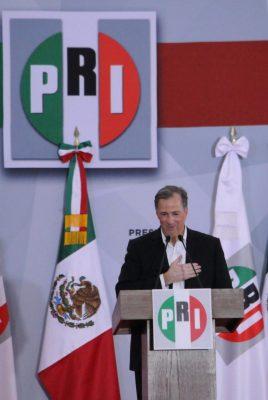 PRI Jalisco cerró filas con Meade