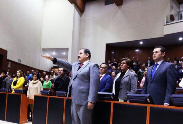 Raúl Sánchez es el nuevo fiscal general del Estado