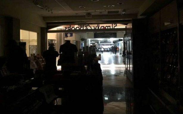 Apagón paraliza aeropuerto de Atlanta más de 10 horas