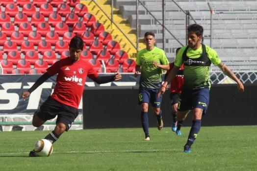 Atlas cae 2-1 ante el San Luis en juego de preparación