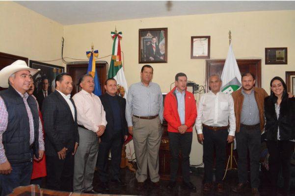 Toma protesta Manuel Cota como delegado del CEN del PRI en Jalisco
