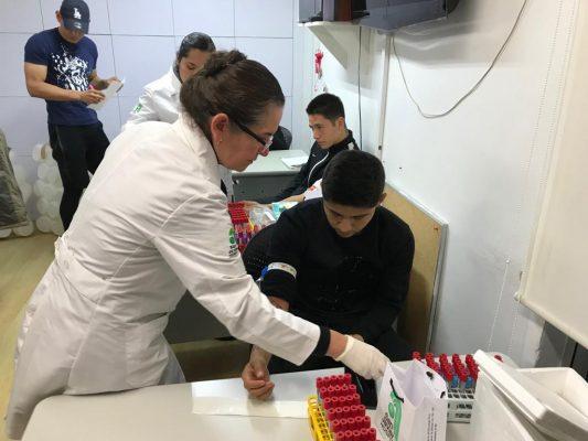 Chivas ya reportó a exámenes médicos