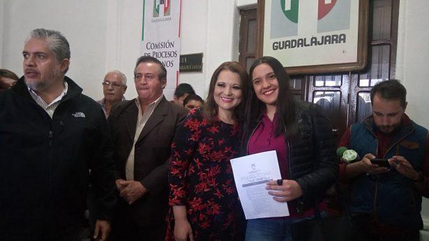 PRI tiene 4 precandidatos para Guadalajara: Almaguer, Corona, Delgadillo y De la Torre