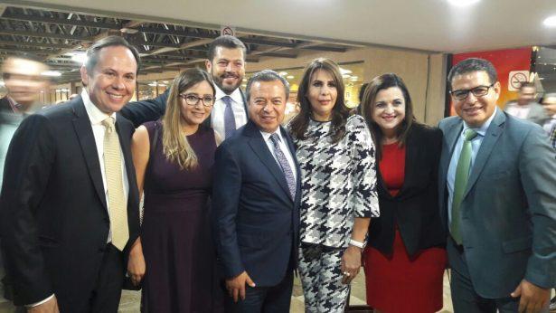 César Camacho defiende Ley de Seguridad Interior