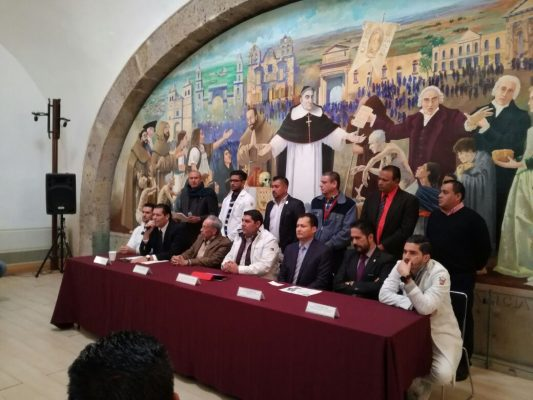 El sindicato no acepta dádivas de 10 mdp, exigen pago total de la deuda