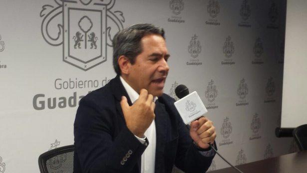 Guadalajara no fuerefundada: PRI