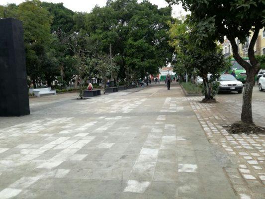 Entrega GDL renovación del Jardín Botánico y del polígono del Distrito de la Salud