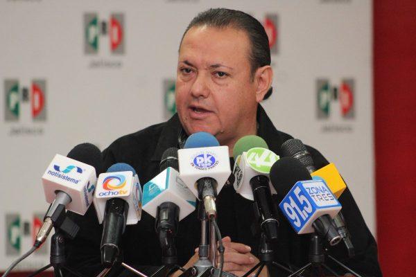 PRI Jalisco va por candidato de unidad a la gubernatura: Héctor Pizano