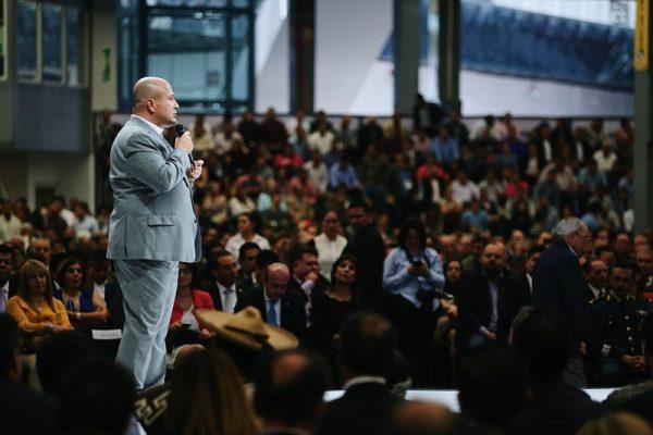 Última semana para EAR como alcalde de Guadalajara