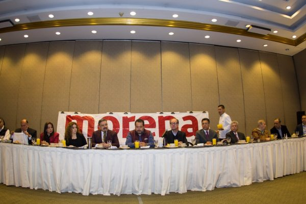 Empresarios de Jalisco apoyan a AMLO