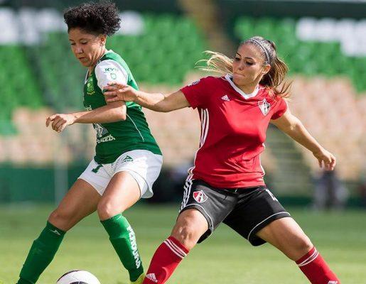 Atlas femenil cae frente a León y sufre segunda derrota consecutiva