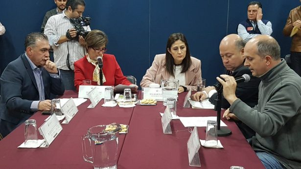 Negaron suspensión al magistrado del TAE Armando García contra magistrados de Sala Superior