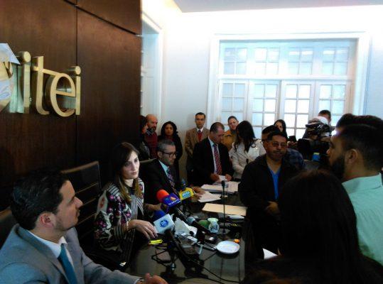 Espera ITEI un aumento superior al 400% en recursos debido al proceso electoral