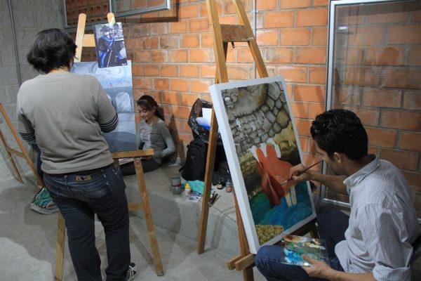 Iniciarán clases de música y pintura en Zapopan