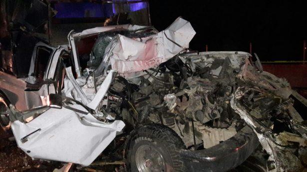 Mueren dos jornaleros en accidente en Tala, otros cuatro están graves