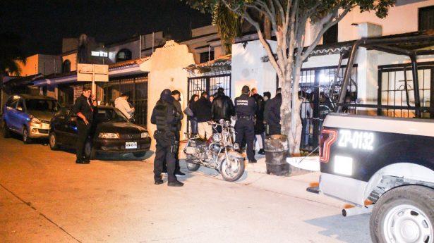 En medio de una fiesta tenían secuestrados a menores en Zapopan