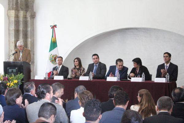 Se instaló el Comité Coordinador del Sistema Estatal Anticorrupción en Jalisco