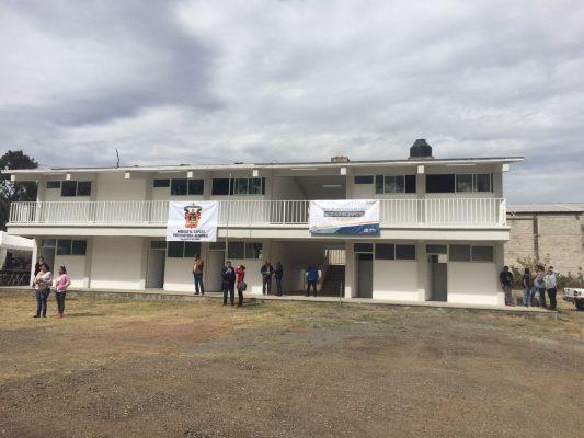 Inauguran prepa en el Zapote