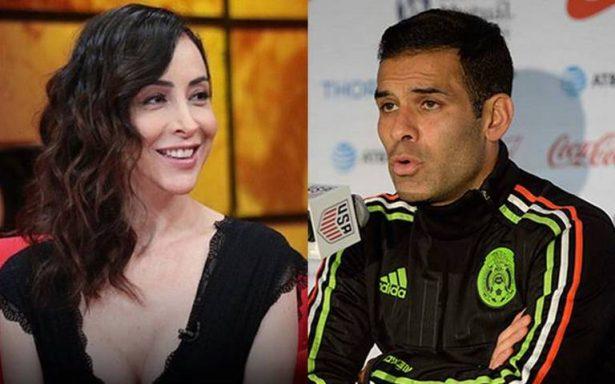 Sigue el pleito para Rafa Márquez, Adriana Lavat clama por más dinero