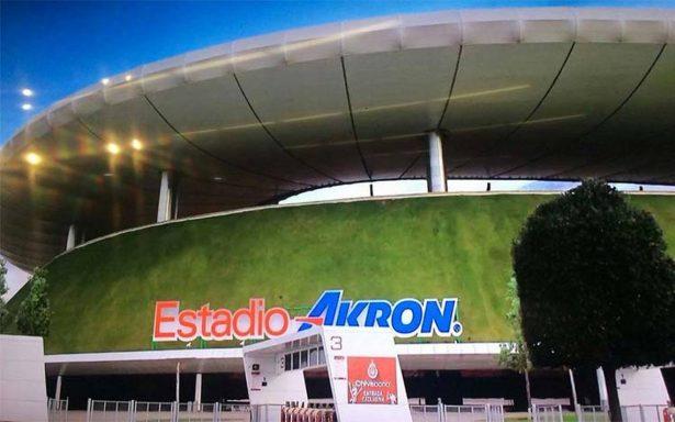 Formaliza Zapopan propuesta de Estadio Akron como sede mundialista