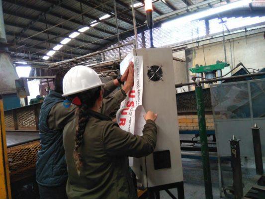 Clausuran empresa automotriz en Jalisco por contaminar