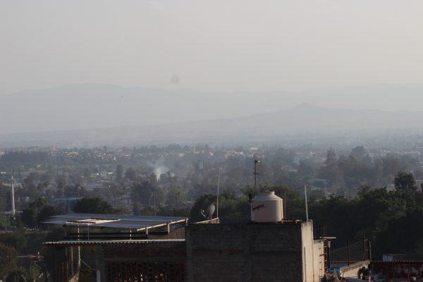 La ciudad suma varios días con mala calidad de aire