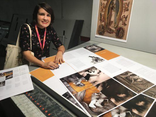Diana Martín y sus ilustraciones van al 45º Festival Internacional del Cómic en Francia