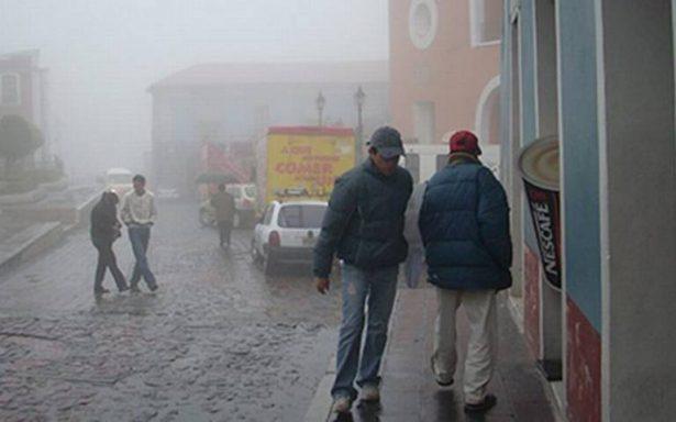 Ambiente de muy frío a gélido afectará noreste, oriente y centro del país