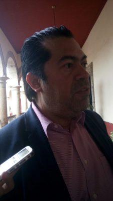 Alberto Alatorre solicitó al Congreso del Estado elija al próximo magistrado