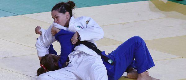 Lenia Ruvalcaba quiere ser campeona del mundo en judo